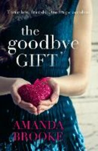 Ebook in inglese The Goodbye Gift Brooke, Amanda