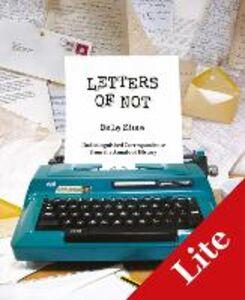 Foto Cover di Letters of Not Lite, Ebook inglese di Dale Shaw, edito da HarperCollins Publishers
