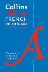 Collins Robert French Dictionary Concise edition: 240,000 Translations - Collins Dictionaries - cover