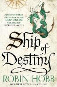 Ship of Destiny - Robin Hobb - cover