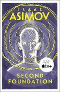 Second Foundation - Isaac Asimov - cover