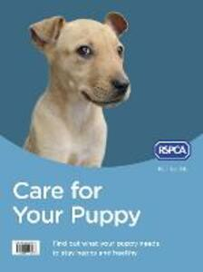 Care for Your Puppy - RSPCA - cover
