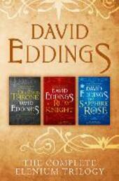 Complete Elenium Trilogy: The Diamond Throne, The Ruby Knight, The Sapphire Rose
