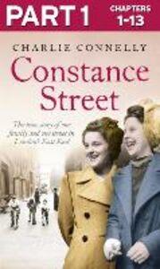 Foto Cover di Constance Street, Ebook inglese di Charlie Connelly, edito da HarperCollins Publishers