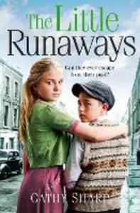Ebook in inglese The Little Runaways Sharp, Cathy