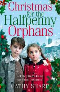 Ebook in inglese The Christmas Orphans Sharp, Cathy