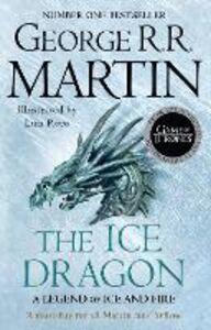 Foto Cover di Ice Dragon, Ebook inglese di Luis Royo,George R. R. Martin, edito da HarperCollins Publishers