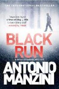 Ebook in inglese Black Run (A Rocco Schiavone Mystery) Manzini, Antonio