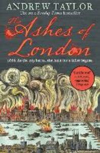 Ebook in inglese The Ashes of London Taylor, Andrew