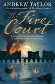 Libro in inglese The Fire Court: A Gripping Historical Thriller from the Bestselling Author of the Ashes of London Andrew Taylor