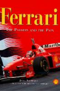 Ebook in inglese Ferrari: The Passion and the Pain Nottage, Jane