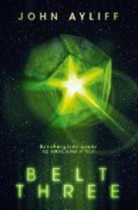 Belt Three - John Ayliff - cover