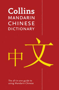 Collins Mandarin Chinese Dictionary Paperback edition: 92,000 Translations - Collins Dictionaries - cover