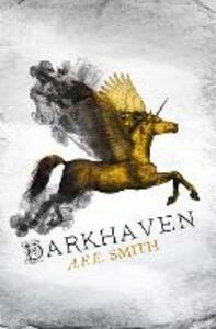 Darkhaven - A. F. E. Smith - cover