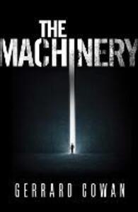 The Machinery - Gerrard Cowan - cover
