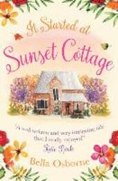 It Started at Sunset Cottage: 'A well written and very intriguing tale that I really enjoyed'- Katie Fforde