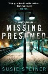 Ebook in inglese Missing, Presumed Steiner, Susie