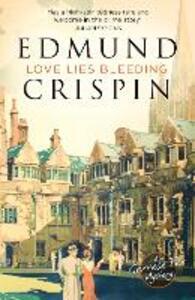 Love Lies Bleeding - Edmund Crispin - cover