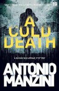 Ebook in inglese A Cold Death Manzini, Antonio