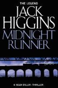 Midnight Runner - Jack Higgins - cover