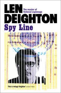 Spy Line - Len Deighton - cover