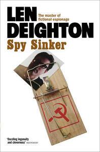 Spy Sinker - Len Deighton - cover