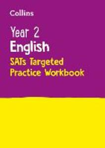 Year 2 English SATs Targeted Practice Workbook: 2019 Tests - Collins KS1 - cover