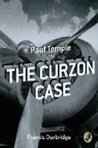 Paul Temple and the Curzon Case - Francis Durbridge - cover