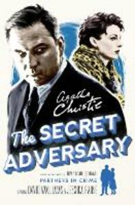The Secret Adversary: A Tommy & Tuppence Mystery - Agatha Christie - cover