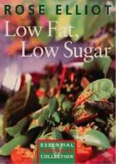 Low Fat, Low Sugar
