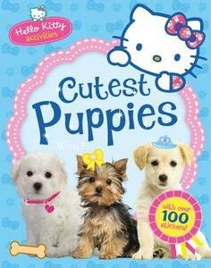 Hello Kitty's Cutest Puppies - cover