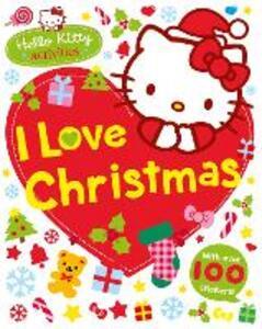I Love Christmas - cover