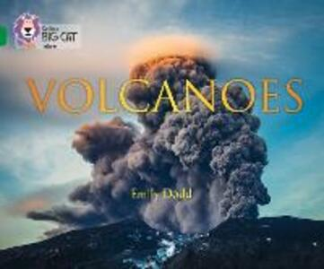 Volcanoes: Band 15/Emerald - Emily Dodd - cover