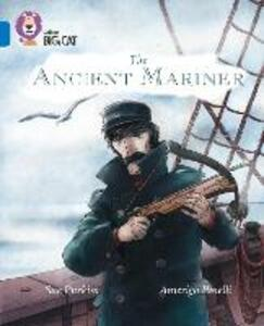 The Ancient Mariner: Band 16/Sapphire - Sue Purkiss - cover