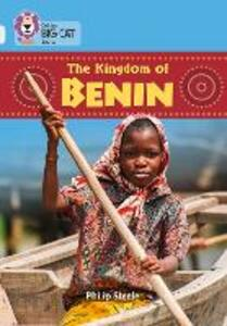 The Kingdom of Benin: Band 17/Diamond - Philip Steele - cover
