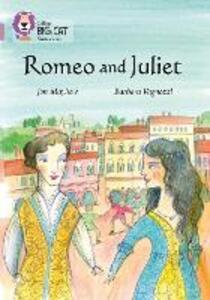 Romeo and Juliet: Band 18/Pearl - Jon Mayhew,Barbara Vagnozzi - cover