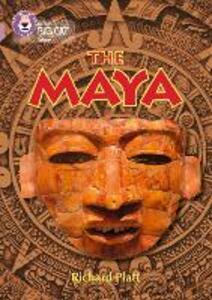 The Maya: Band 18/Pearl - Richard Platt - cover