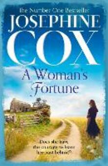 A Woman's Fortune - Josephine Cox - cover