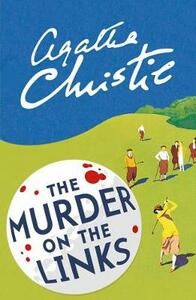 The Murder on the Links - Agatha Christie - cover