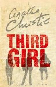 Third Girl - Agatha Christie - cover
