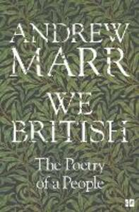 We British: The Poetry of a People - Andrew Marr - cover