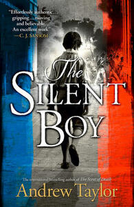 The Silent Boy - Andrew Taylor - cover