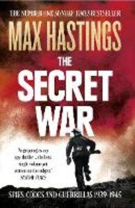 Foto Cover di The Secret War, Ebook inglese di Max Hastings, edito da HarperCollins Publishers