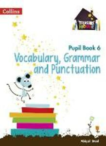 Vocabulary, Grammar and Punctuation Year 6 Pupil Book - Abigail Steel - cover