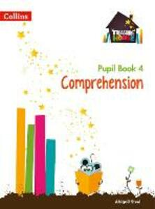 Comprehension Year 4 Pupil Book - Abigail Steel - cover