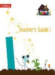 Teacher Guide Year 1 - cover