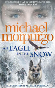 An Eagle in the Snow - Michael Morpurgo - cover