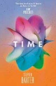 Time - Stephen Baxter - cover
