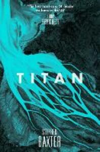 Titan - Stephen Baxter - cover