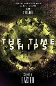 The Time Ships - Stephen Baxter - cover
